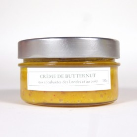 CREME BUTTERNUT CACAHUETES